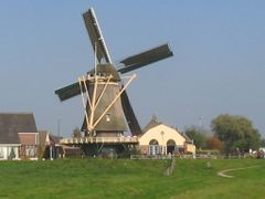 molen Nootdorp by <b>michiel1972</b> ( a Panoramio image )