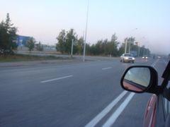 Проспект Абая. Вид из машины. by <b>Ralls</b> ( a Panoramio image )