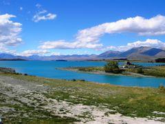 Lake Tekapo by <b>Andreas Wiesner</b> ( a Panoramio image )
