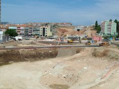 CRIL-Obras Ultima Fase, 2009Abr by <b>Luis Boleo</b> ( a Panoramio image )