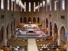 "St. Joseph""s Basilica, Edmonton by <b>Jacenty</b> ( a Panoramio image )"