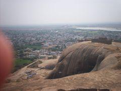 Bhuvanagiri Fort by <b>cep_</b> ( a Panoramio image )