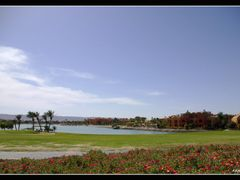 EL GOUNA GOLF by <b>Francois PITROU_NO VIEW !!!</b> ( a Panoramio image )