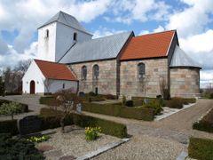 Vorning Kirke - Viborg by <b>Kristen Kousgaard</b> ( a Panoramio image )
