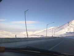 Orumieh-Khoy road by <b>aref1349</b> ( a Panoramio image )