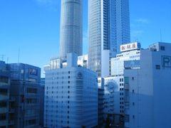 Nagoya_Towers by <b>michiel1972</b> ( a Panoramio image )