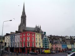 IRLANDA Cobh by <b>Talavan</b> ( a Panoramio image )