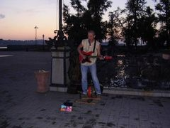 The musician 4 in one by <b>pasweb.livejournal.com</b> ( a Panoramio image )