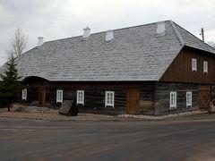Dubingiai, the former old tavern by <b>Renatorius (Reno)</b> ( a Panoramio image )