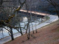 Dubingiai, the bridge across Asveja lake by <b>Renatorius (Reno)</b> ( a Panoramio image )