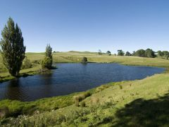 Hobbiton: Where the mill have been... and the bridge... by <b>GandalfTheWhite</b> ( a Panoramio image )