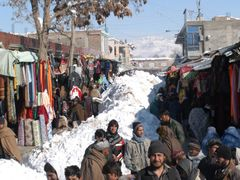 Ghazni City by <b>kbourassa27</b> ( a Panoramio image )