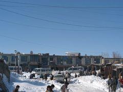 Ghazni City by <b>kbourassa27</b> ( a Panoramio image )