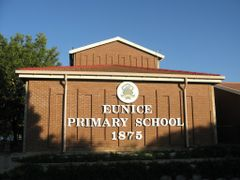 Eunice Primary School by <b>Graham Maclachlan</b> ( a Panoramio image )