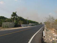 Carretera a Temozon Norte by <b>Jose Manuel Repetto Menendez</b> ( a Panoramio image )