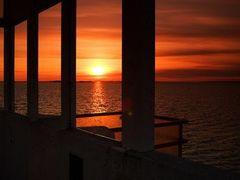 Oulu Sunset by <b>Sandra Rugina</b> ( a Panoramio image )