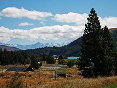 NZ / Lake Tekapo by <b>bulach</b> ( a Panoramio image )