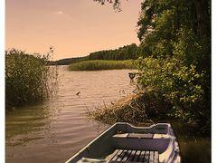 Jezioro Pluszne by <b>Anna Lengowska</b> ( a Panoramio image )