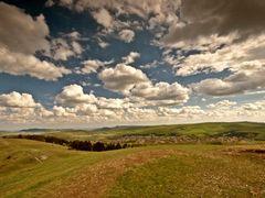 NagySzenas hegy by <b>Simon Zoltan</b> ( a Panoramio image )