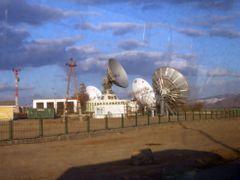 The ORBITA station by <b>Batjav Tsanjid</b> ( a Panoramio image )