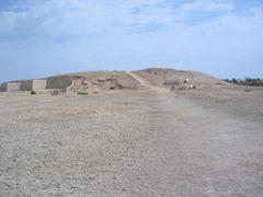 Qirq Molla hill by <b>etasar</b> ( a Panoramio image )