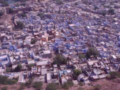 The city blue - Jodhpur  by <b>ANSTZA</b> ( a Panoramio image )