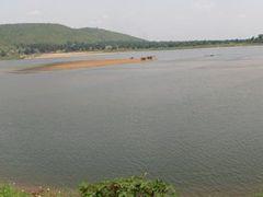 Bangui, le fleuve Oubangui by <b>Gege</b> ( a Panoramio image )