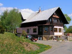 """Restaurant """"Kacenka"""" ( Dolni Hedec) by <b>valsoraj</b> ( a Panoramio image )"""