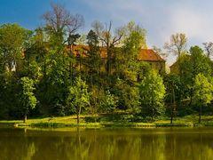 Niemcza Zamek by <b>Jerzy Malicki</b> ( a Panoramio image )