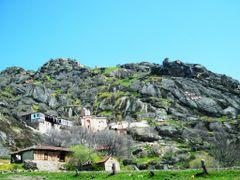 St Arhangel Mihail near Prilep Macedonia by <b>onosimoski bojan i antonie</b> ( a Panoramio image )