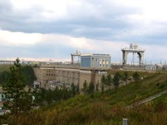 Irkutsk HYDROELECTRIC POWER STATION by <b>ira_m</b> ( a Panoramio image )