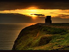 """O""""Brien""""s Tower, Cliffs Of Moher by <b>JPSgallery</b> ( a Panoramio image )"""
