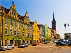Niemcza Rynek by <b>Jerzy Malicki</b> ( a Panoramio image )