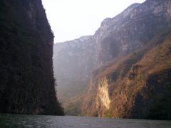 Canon del Sumidero 2 by <b>Carlos Cruz C</b> ( a Panoramio image )