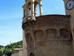 Modigliana, Tribuna by <b>Claudio Pedrazzi</b> ( a Panoramio image )