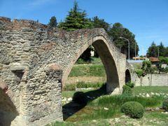 Modigliana, ponte della Signora by <b>Claudio Pedrazzi</b> ( a Panoramio image )