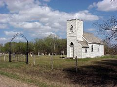St. Marys 1909 Church by <b>listed</b> ( a Panoramio image )