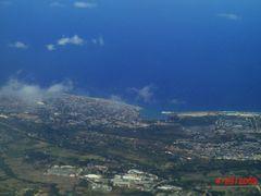 Vista aerea de Cojimar. by <b>Roberto Lam</b> ( a Panoramio image )