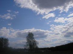 Слоисто- кучевые облака  by <b>iv.esino</b> ( a Panoramio image )