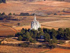 Santuari de la Mare de Deu de Montserrat - Montferri by <b>Marcel Puig Puig</b> ( a Panoramio image )