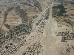 Qala-i-Naw Airfield May 05  by <b>XLI</b> ( a Panoramio image )
