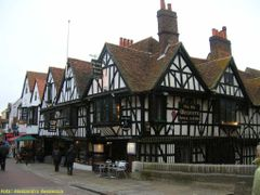 Canterbury - The Old Weavers by <b>Alessandro Nessenzia</b> ( a Panoramio image )