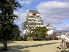 Fukuyama Castle (???, Fukuyama-jo) by <b>heptal</b> ( a Panoramio image )