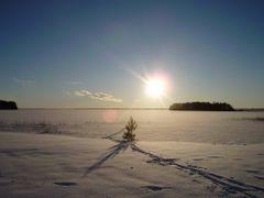 Lake Noljakka by <b>yannickmuss</b> ( a Panoramio image )