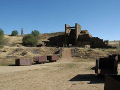 Burra Historic Mine by <b>Willi Sutter</b> ( a Panoramio image )