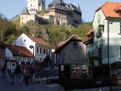 Road to Karlstejn Castle / Czech Republic by <b>Sergey Ashmarin</b> ( a Panoramio image )