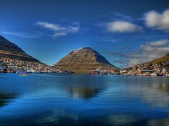 Klaksvik by <b>G.Nordoy</b> ( a Panoramio image )