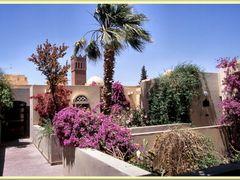 OUARZAZATE. Hotel Karam by <b>Roberto Tomei</b> ( a Panoramio image )