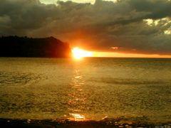 Atardecer en Playa Junquillal 02, La Cruz, Costa Rica----------- by <b>Melsen Felipe</b> ( a Panoramio image )