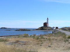 Fisgard Lighthouse by <b>Boris Gjenero</b> ( a Panoramio image )